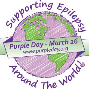 Purple Day March 26
