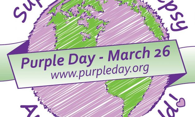 Purple Day – March 26