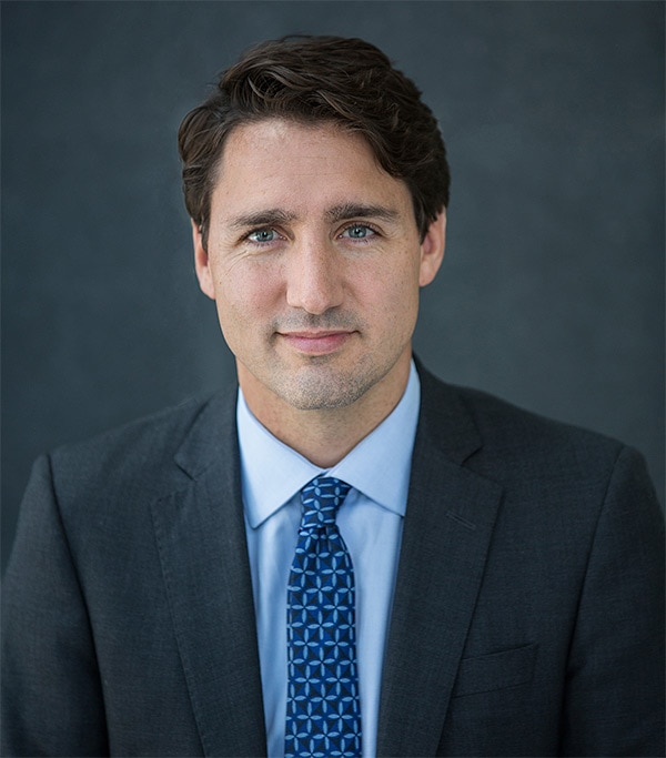 Prime Minister Justin Trudeau Extends Greetings for 20 Years For CEA