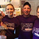 Lisa, une membre de l'épilepsie de Terre-Neuve-et-Labrador, raconte son histoire d'épilepsie